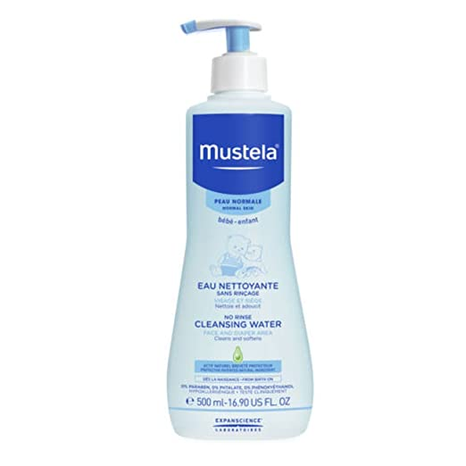 20 opinioni per Mustela Cleansing Fluid Physiobébé senza risciacquo grand format [Automotive]