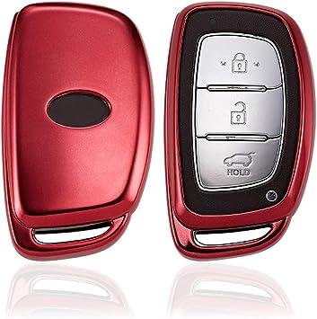 KAKTUS Mini Coque de Protection pour cl/é de Voiture Intelligente Mini