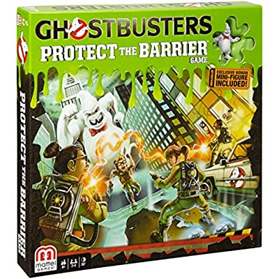 Mattel Games Ghostbusters Game: Toys & Games