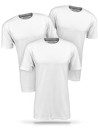 Casual Standard I T-Shirt Herren I 3er Pack I 100% Baumwolle I Basic