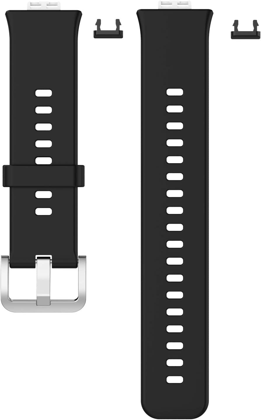 Malla deportiva para Huawei Watch Fit Negra (9SPK)