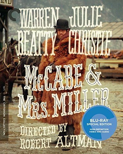 Blu-ray : McCabe & Mrs. Miller (Criterion Collection) (Special Edition, 4K Mastering, Widescreen)