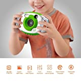PANNOVO Kids Digital Camera 1.44 Inch Full-Color