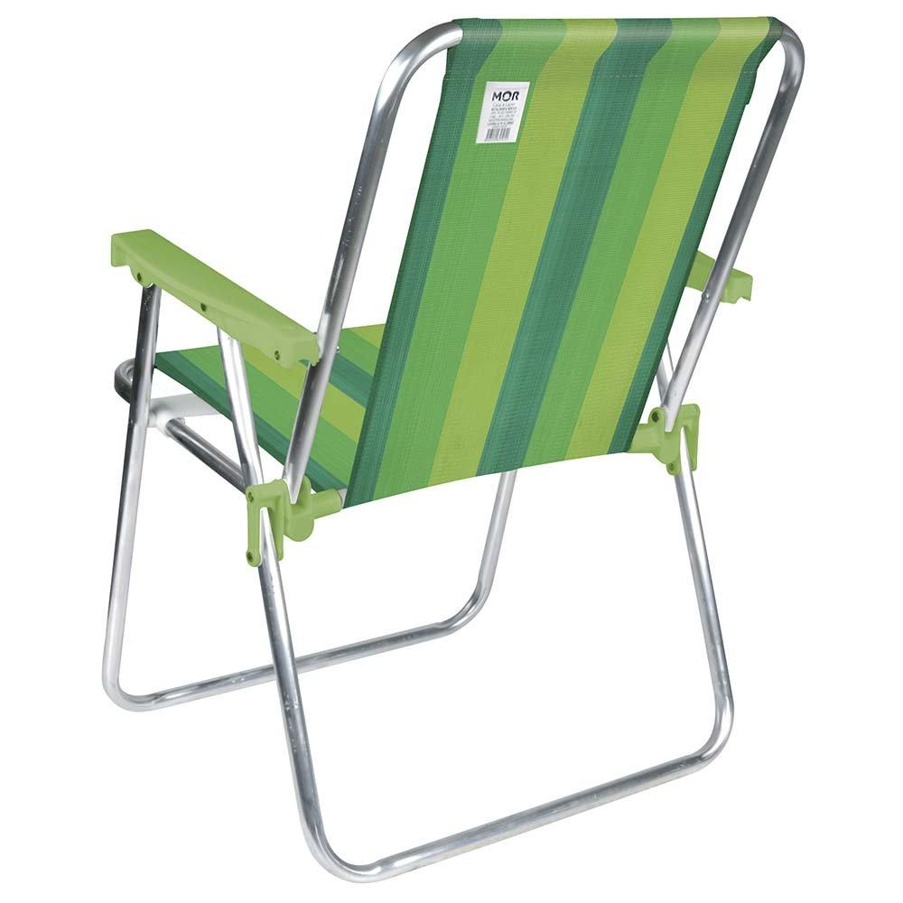Amazon.com: Mor aluminio silla de playa – 1 Posición ...