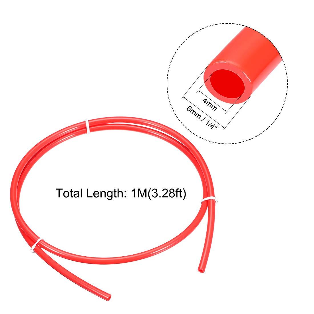 Tubo de nailon Sourcing para sistema de freno de aire o transferencia de fluidos tubo de manguera neum/ática tubo de pl/ástico de l/ínea de combustible