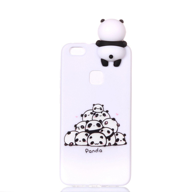 Hund HUDDU Compatible for iPhone 6S Plus Xmas H/ülle Rosa Handyh/ülle Transparente Weihnachten Schutzh/ülle TPU Silikon Back Cover D/ünn Protective Case 3D Karikatur iPhone 6 Plus//iPhone 6S Plus