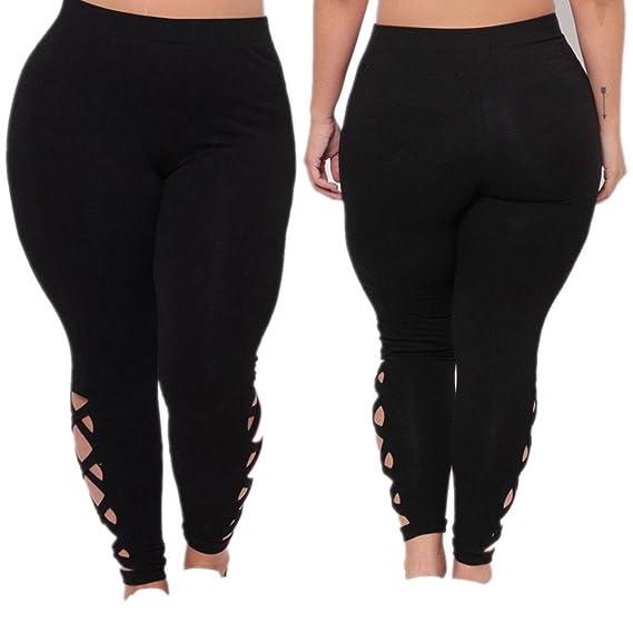 be4cf49c Weant Pantalones Yoga Mujeres Mallas Deportivas Mujer Talla grande L-3XL Mujer  Deporte Pantalones Fitness Mujer Gym Yoga Pantalon EláSticos Para Running  ...