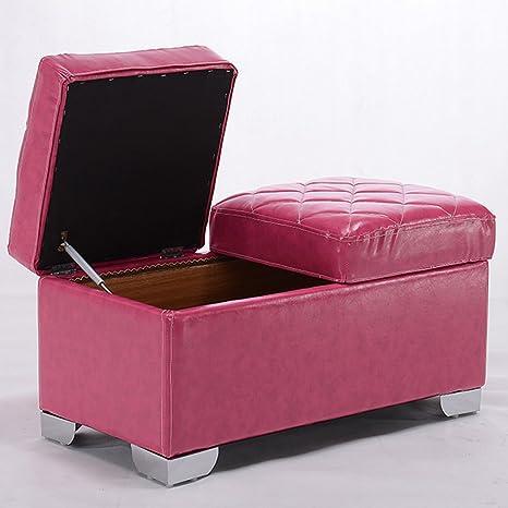 Amazon.com: RKY Cortical Storage Stool Shoe Bench Foyer Sofa ...