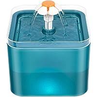 SS SUNSBELL Cat Water Fountain, Dog Water Dispenser, Quadruple Filtradtion Pet Fountain, Automatic Circulating Smart Pet…