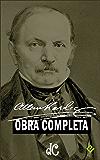 """Obra Completa de Allan Kardec: Inclui """"O Livro dos Espíritos"""" e mais 7 obras (Edição Definitiva)"""