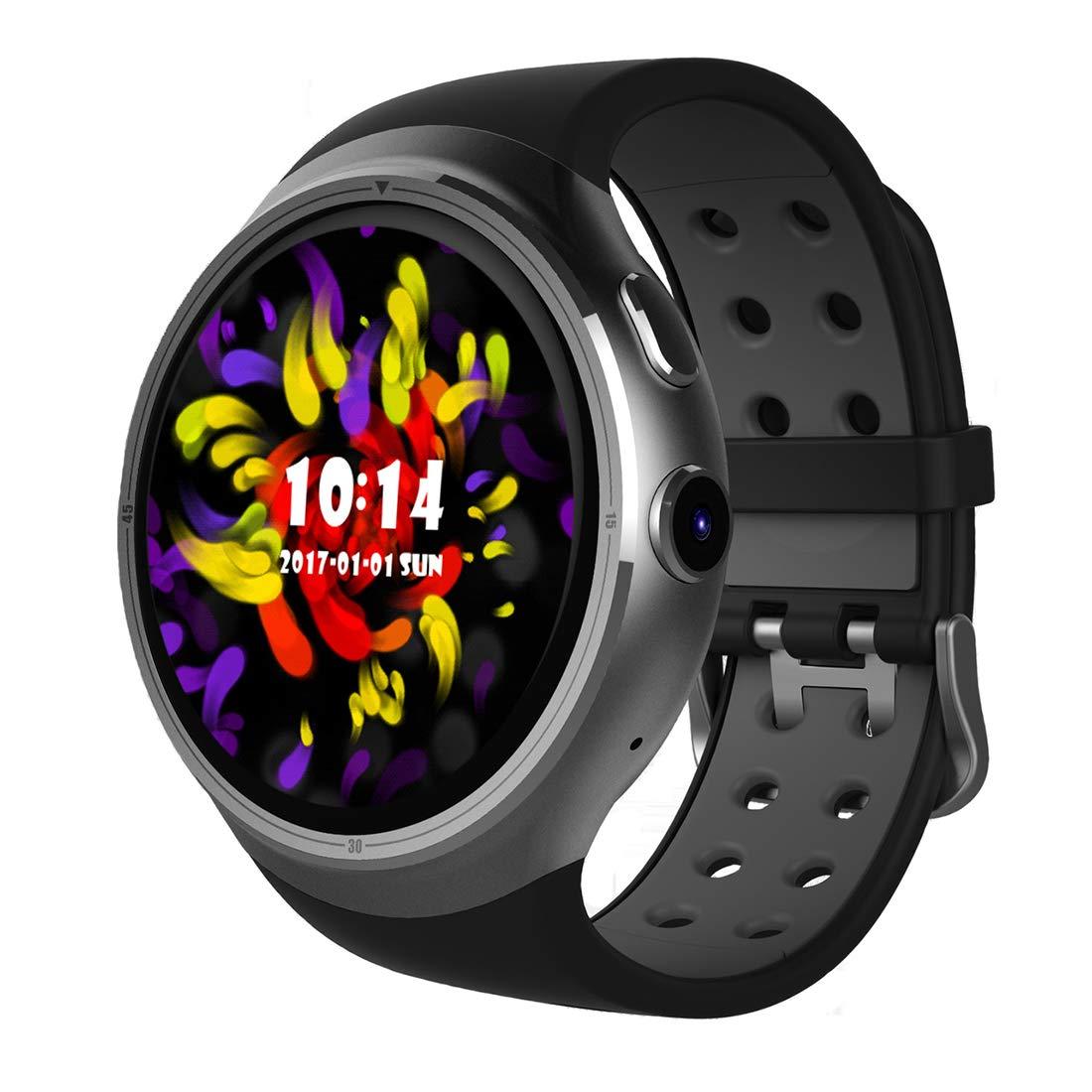 OOLIFENG Ritmo cardiaco Reloj Inteligente Teléfono Android 5.1 ...