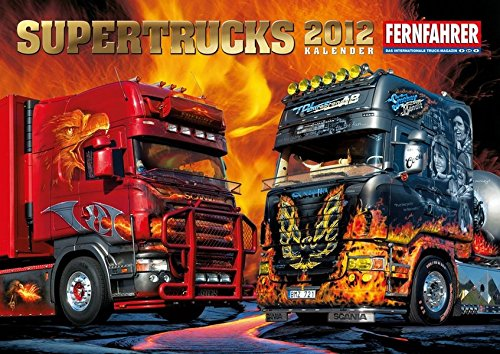 Supertrucks Kalender 2012