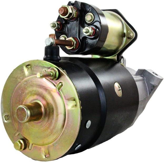 153ci New Starter Mercruiser Model 2.5L GM 2.5L 4cyl 1987 1988 1989 87 88 89