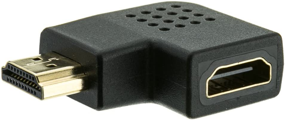 HDMI Horizontal Adapter GOWOS 20 Pack HDMI Male to HDMI Female Reverse