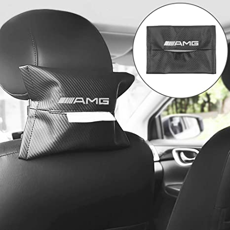AMG MERCEDES-BENZ Logo Sports Seat Covers for Mercedes CLA