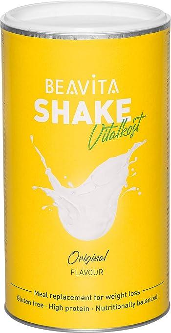 Batidos para adelgazar sabor Vainilla 500 g – Sustitutivo de comida proteico – Batido saciante de apetito – Para perder peso y mantener músculo - ...