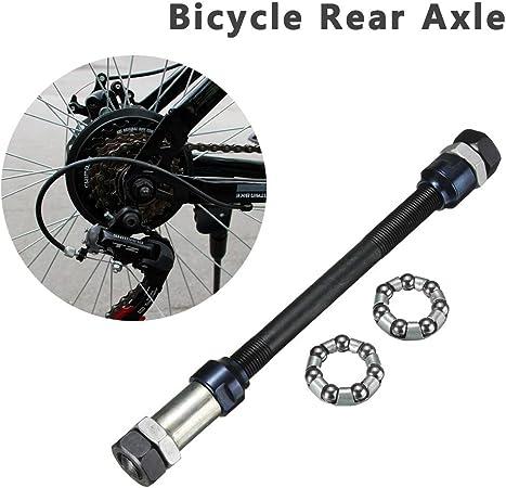 Mountain Bike Bicycle Wheel Hub Axle Front Rear Spindle Shift Shaft Tool UK