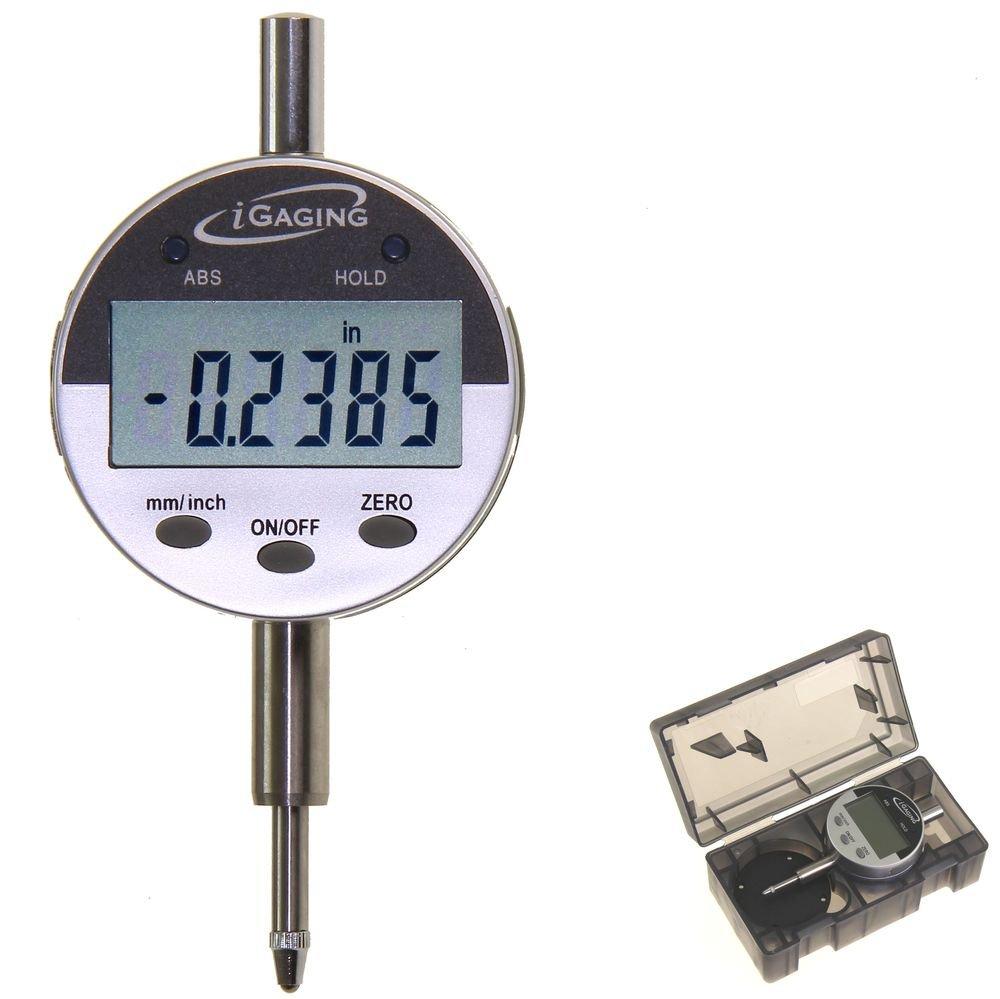 Electronic Indicator Tool : Clockwise tools digr electronic digital indicator