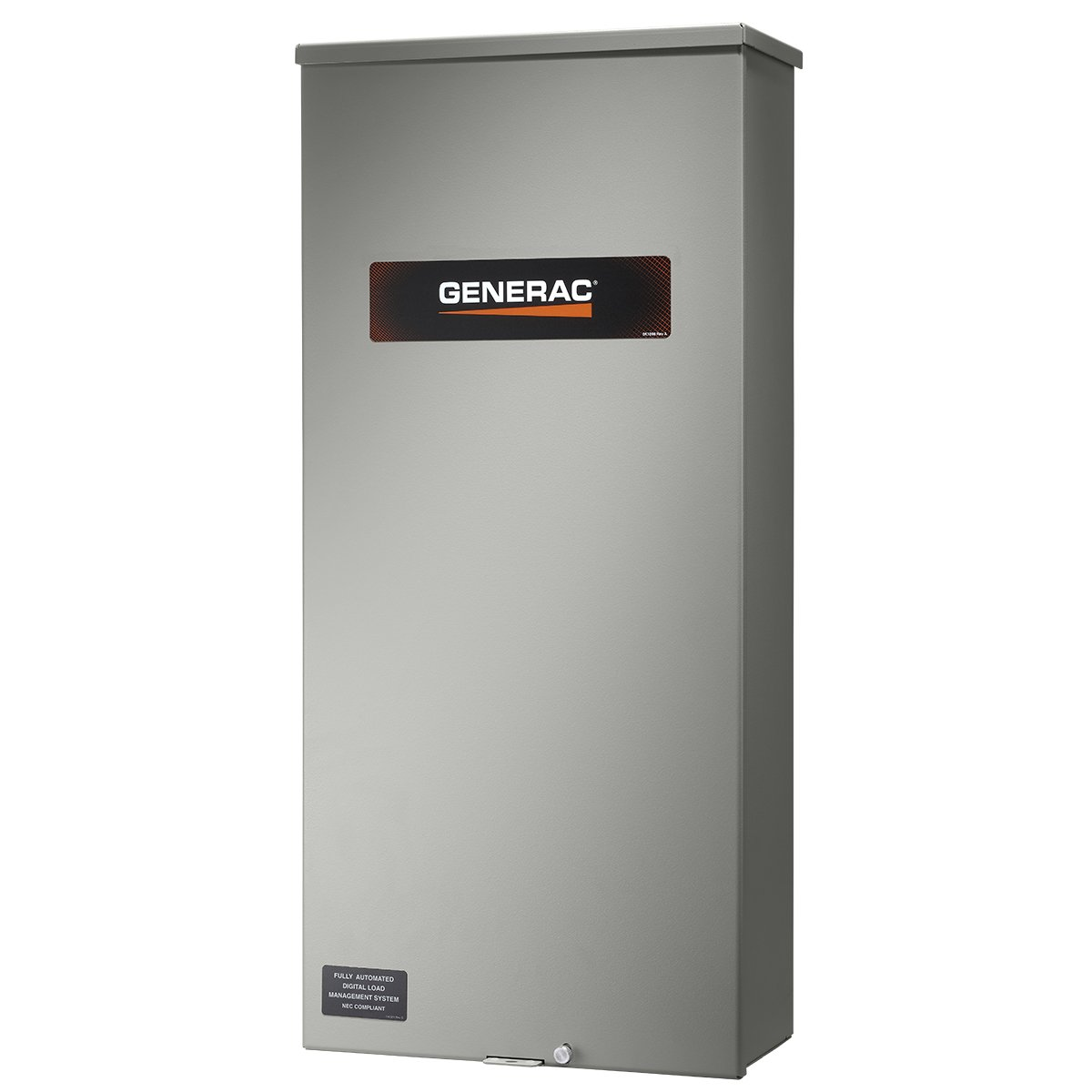Generac RXSW100A3 100 Amp 120/240V Single Phase NEMA 3R Service Rated Automatic Transfer Switch for Standby Generators