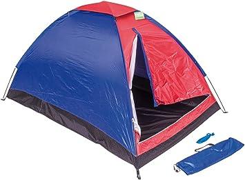 Tienda de campaña 2 o 4 plazas Canadiense para saco de dormir Mini Carpa impermeable: Amazon.es: Deportes y aire libre