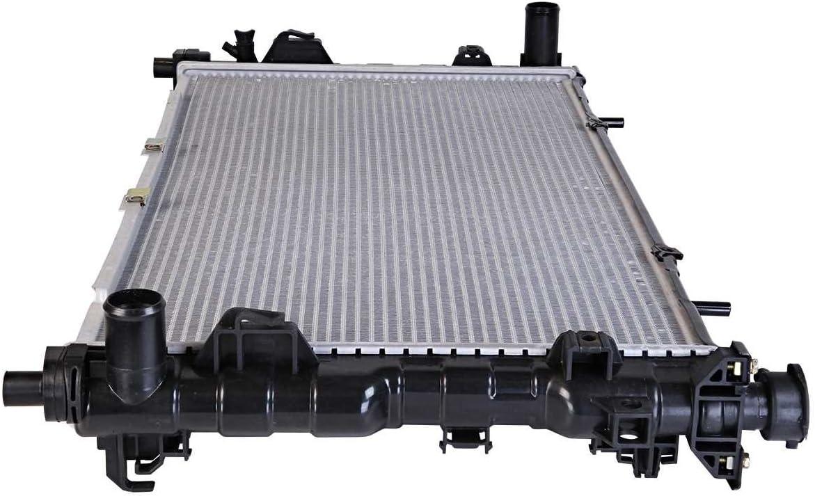 AutoShack RK1116 Radiator