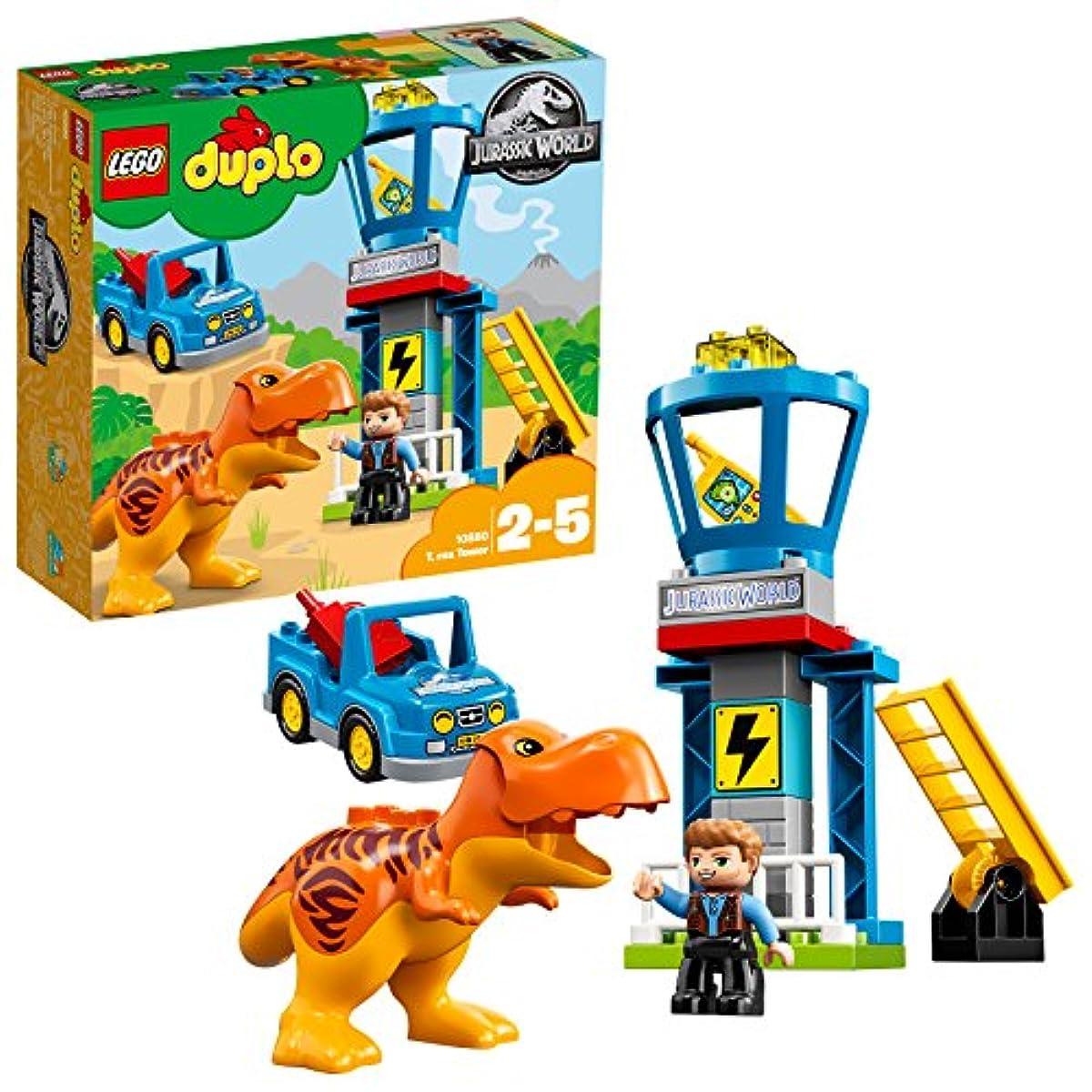 [해외] 레고(LEGO)듀플로 T-렉스타와 10880
