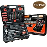 Great Value 119Piece Heavy Duty Professional Home Repair...