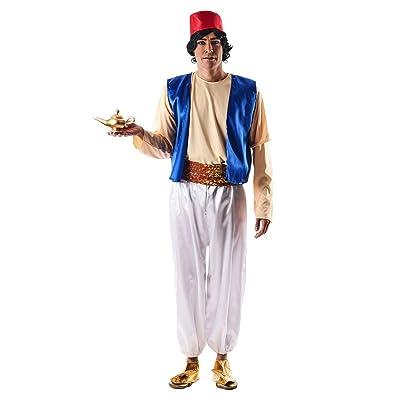 Disfraz de Aladino para hombre: Ropa y accesorios