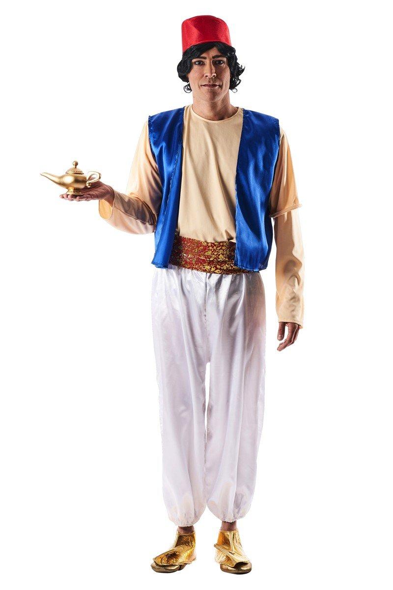 Adultos Disfraz De Aladino Para Hombre Juguetes Y Juegos Brandknewmag Com