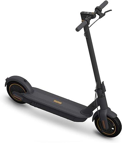 Amazon.com: Segway Ninebot MAX - Patinete eléctrico de hasta ...