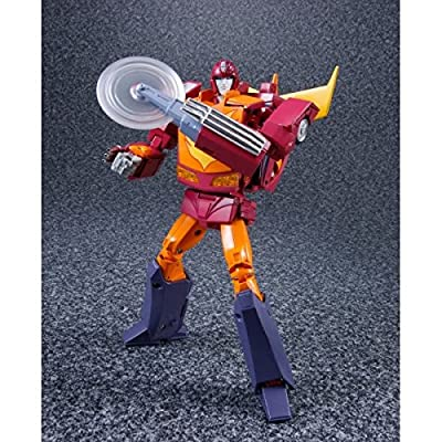 Transformers Masterpiece MP-28 Rodimus Hot Rod KO Version