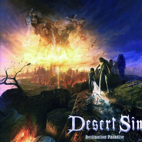 Desert Sin: Destination Paradise (Audio CD)