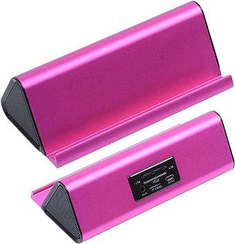 zeerkeer – Altavoz Bluetooth portátil Altavoz estéreo Bluetooth ...