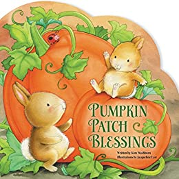 Pumpkin Patch Blessings by [Washburn, Kim]
