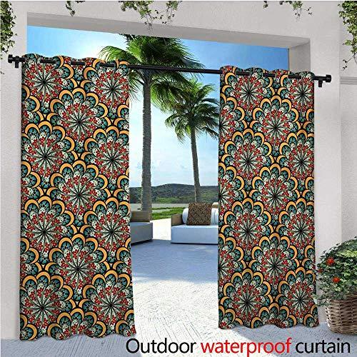 Moroccan Inspired Outdoor Lighting