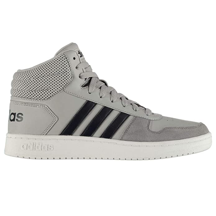 lowest price d13a7 5e094 adidas Hoops 2.0 Mid, Chaussures de Fitness Homme  Amazon.fr  Chaussures et  Sacs