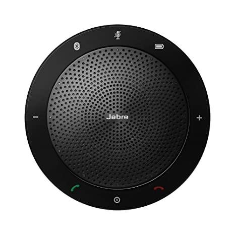 Jabra Speak 510 Altavoz portátil con USB y Bluetooth®, CU, negro