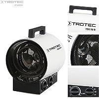 TROTEC Elektrikli Isıtıcı TDS 20 R Isıtıcı 3 kW