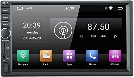 Ezonetronics 2din 7 Zoll Android 9 0 Autoradio Stereo Elektronik