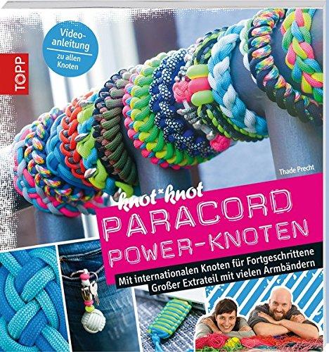 Paracord: Power-Knoten für Fortgeschrittene