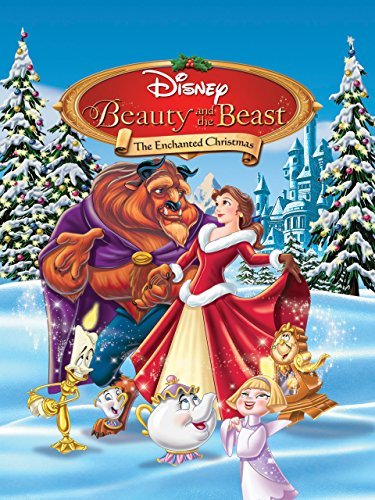 Beauty And The Beast: The Enchanted Christmas (Plus Bonus - Beauty Walt Disney Beast