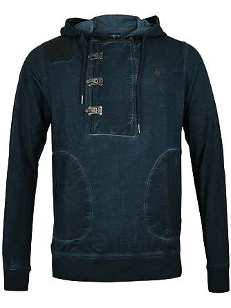 Größe 40 Räumungspreis genießen neue Stile Desigual Herren Pullover Hoodie - TROPEL -XXL: Amazon.de ...