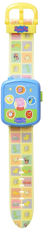 Und Plüschtier Ihre Peppa Pig Smartwatchbandai 84870 mnNO80vw