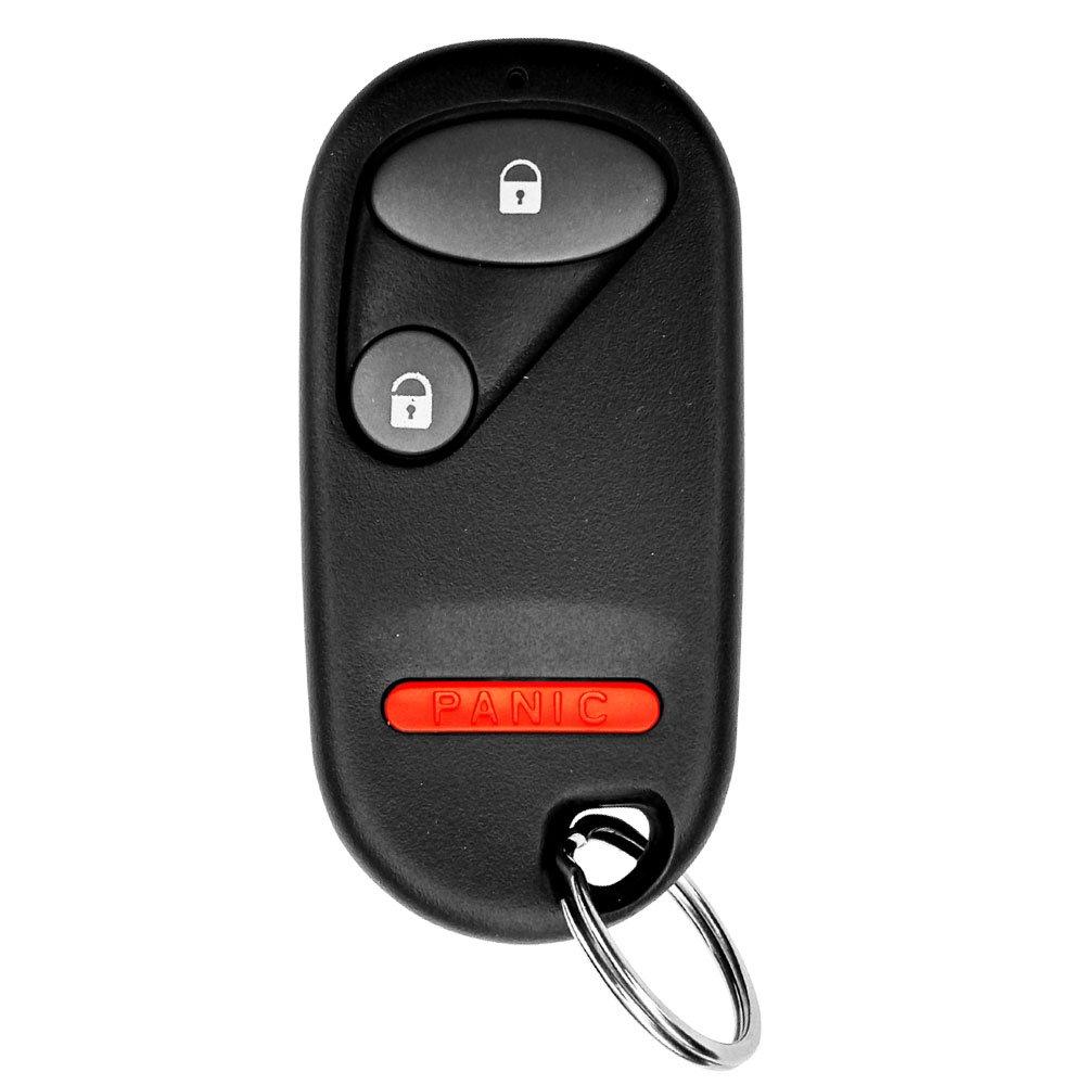 BESTHA 2 Keyless Entry Remote Key Fob Replacement for Honda Pilot Civic EX LX DX NHVWB1U523 NHVWB1U521