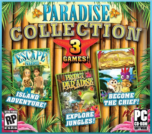 - Paradise Collection: Escape from Paradise / Project Paradise / Escape from Paradise 2: A Kingdom's Quest