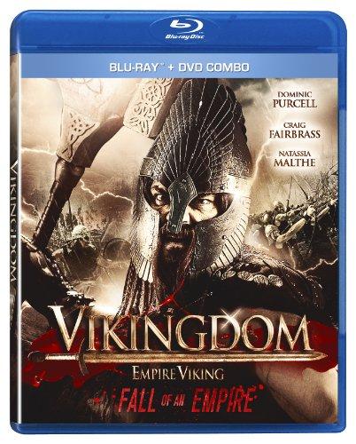 Vikingdom [Blu-ray + DVD] (Conan Blu Ray)