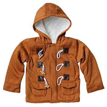 e4b65c31feb9 Amazon.com  FEITONG Children Kid Baby Coats Jacket Warm Winter Hot ...