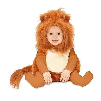 Amakando Traje león bebé Disfraz leoncito 98 cm años 1 - 2 ...