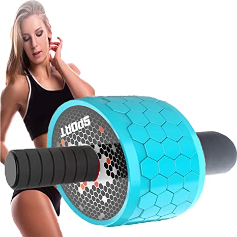 5d75caacaa5a Xuyi Professional ab Wheel with Knee mat Perfect for Home Gym ab Roller  Wheel Abdominal Fitness