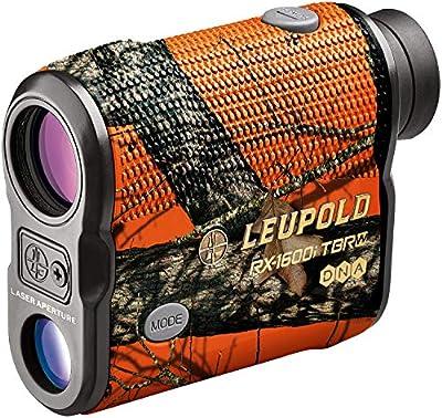 Rangefinder, RX-1600i TBR w/DNA Rangefinder, Mossy Oak Blaze Orange by LEU